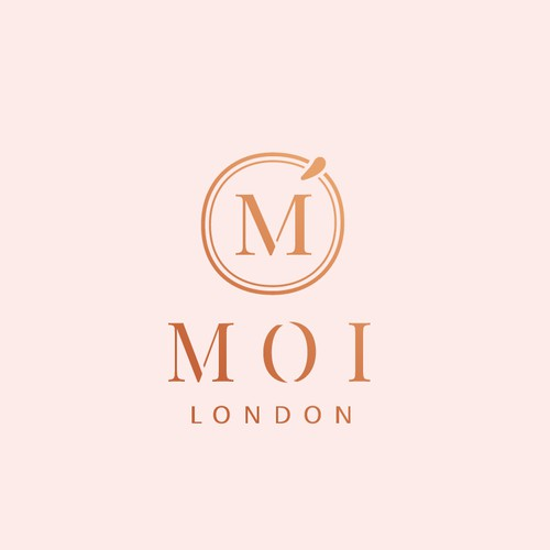 Elegant logo for a beauty salon