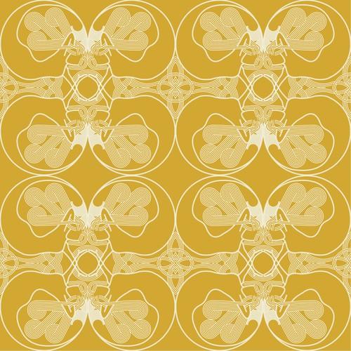 Wallpaper - Mermaid Design