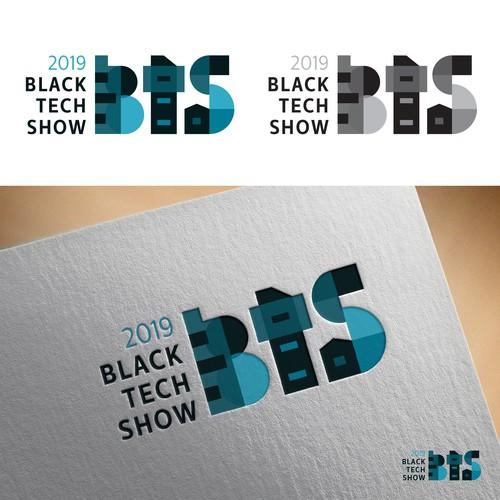 logo for BLACK TECH SHOW 2019