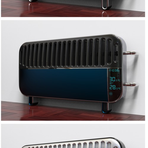 A Heating Radiator for housing