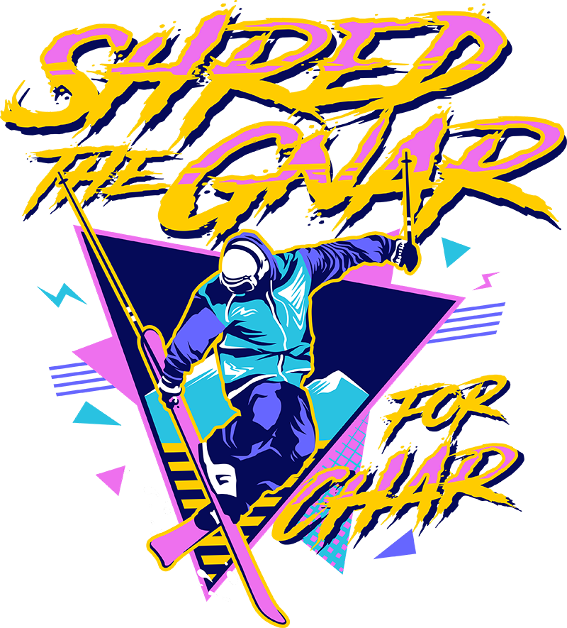 Shred the Gnar for Char