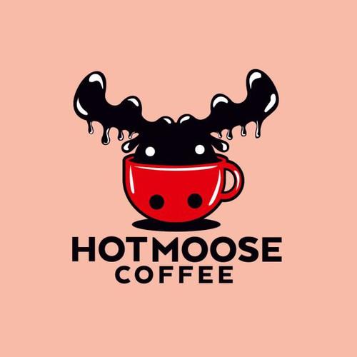 Playful Coffee Logo