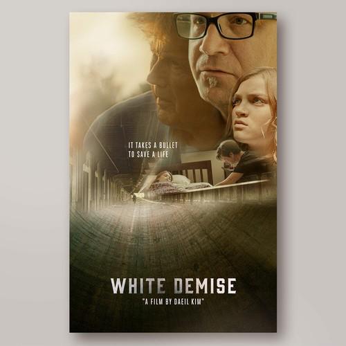 Poster White Demise
