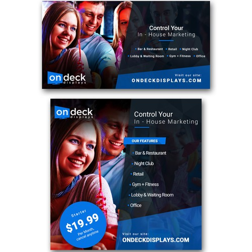 Create Facebook/Instagram/Twitter Ad for Apple TV app