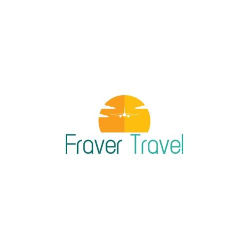 Updated logo for Fravel Travel