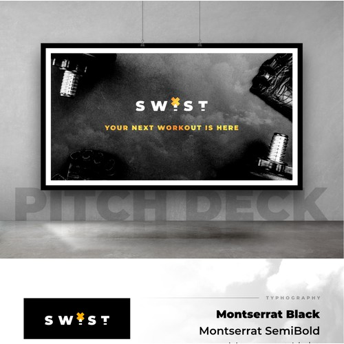 Swist Pitch Deck