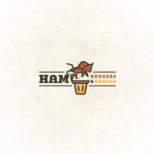 HAM burger & shakes