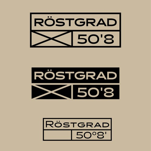 Röstgrad 49`8 (Eine Spezialitätenkaffeerösterei nach Grad und Geschmack)