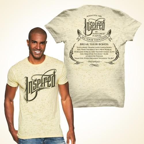 Inspired T Shirt