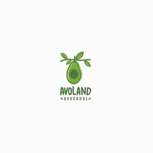 logo for avoland