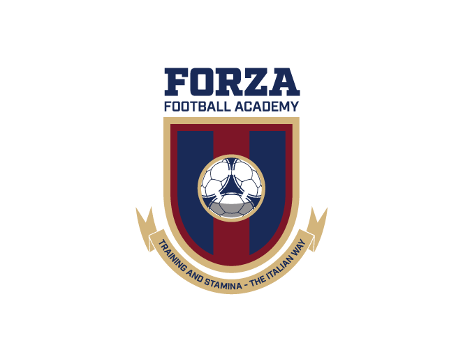 Logo for a Youth Football Academy