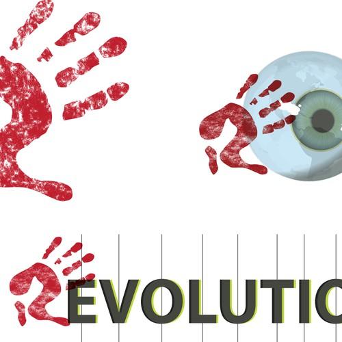 Logo Design for 'Revolution' the MOVIE!