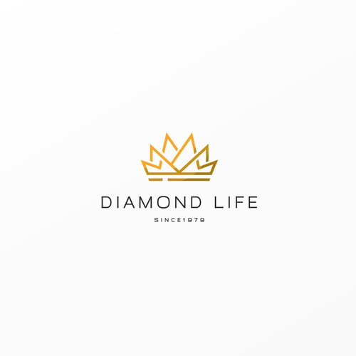 Logo design for Diamond Life