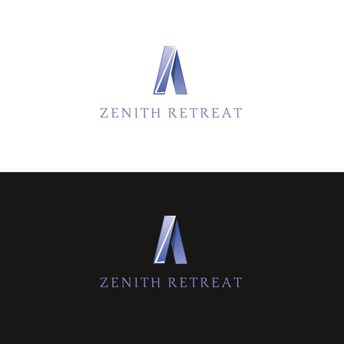 Business people resort logo