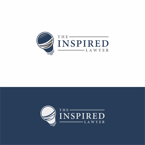 Create a classy and professional logo and font for The Inspired Lawyer