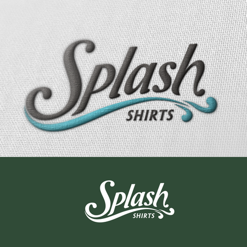 Help Splash with a new logo