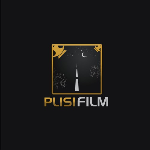 Plisi Film - Logo Design