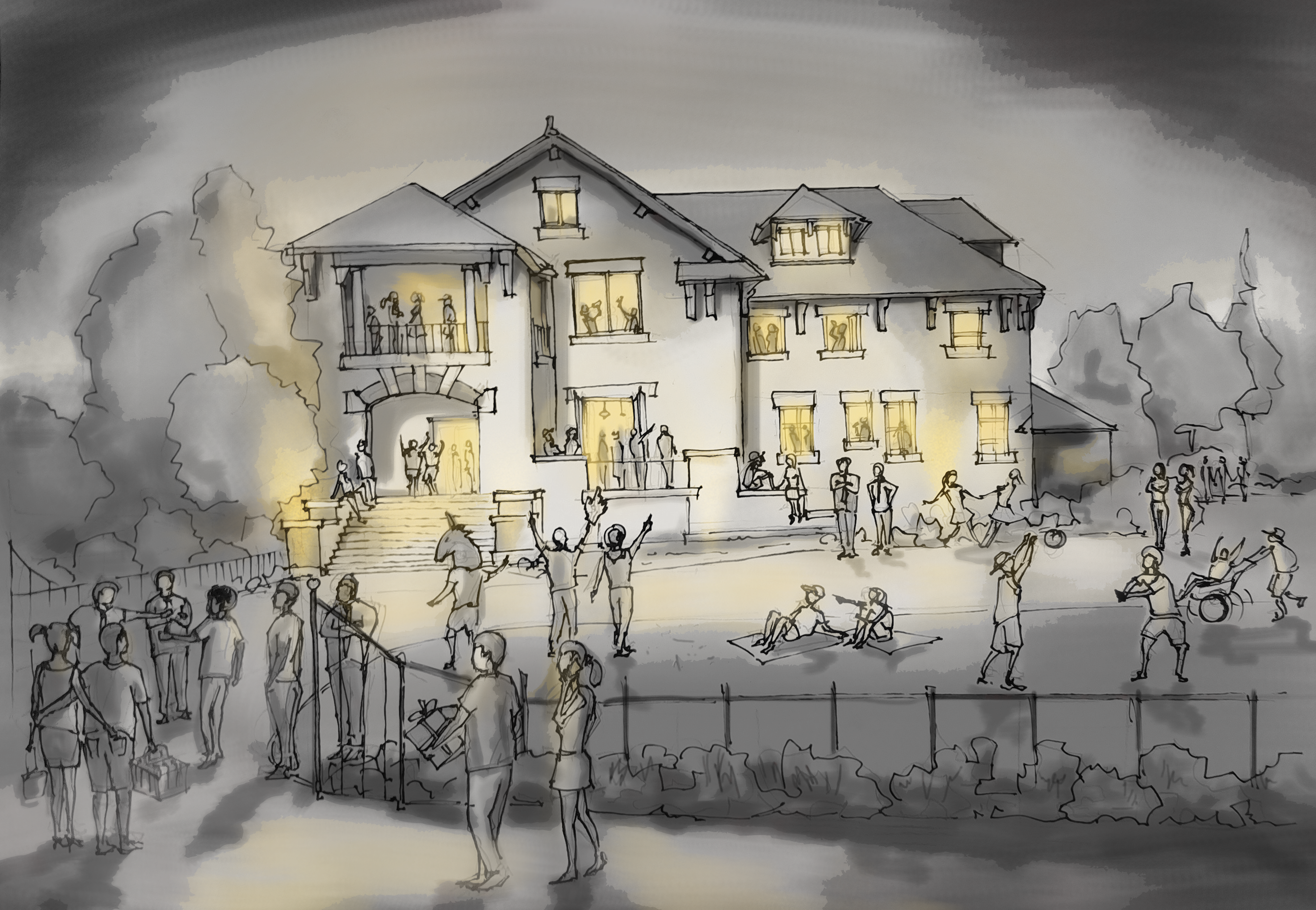 Goat House Concept
