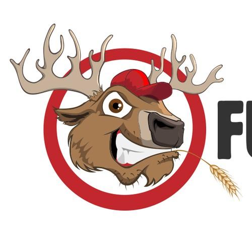Logo design for fullredneck.com