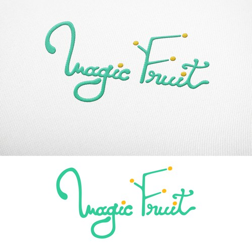 MAGIC FRUIT will be used in any advertising space, shops, billboards, internet, graphic prints