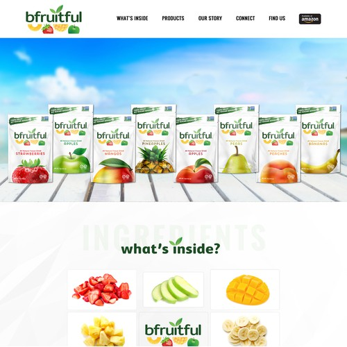 Design a NEW WEBSITE FOR AN AMAZING SUITE OF BRANDS