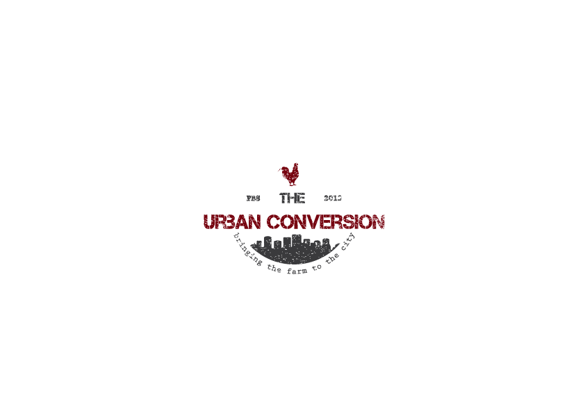 The Urban Conversion needs a new logo for a National Television Show and International Audience