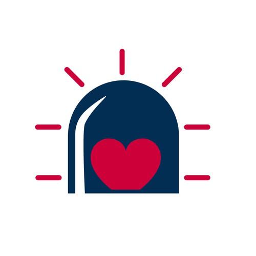 Health logo concept
