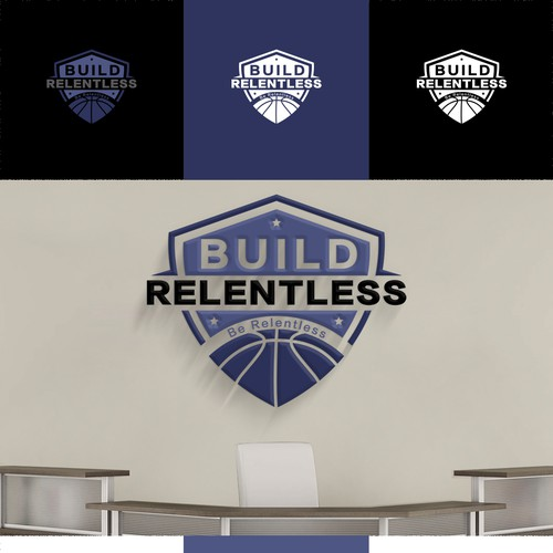 Build Relentless Logo