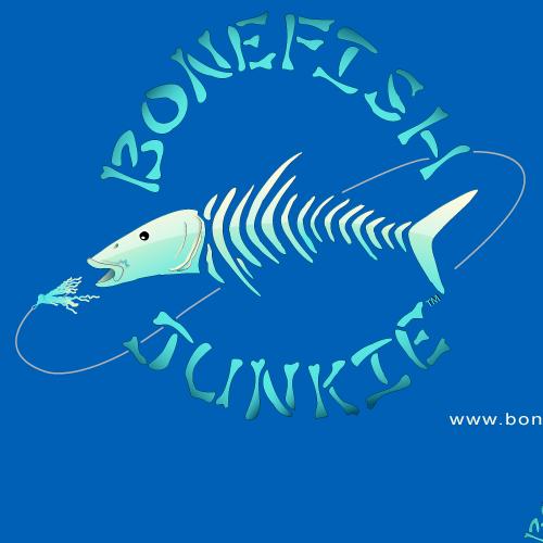 Bonefish Junkie Logo