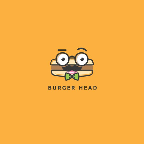 Logo concept for trendy new restaurant.
