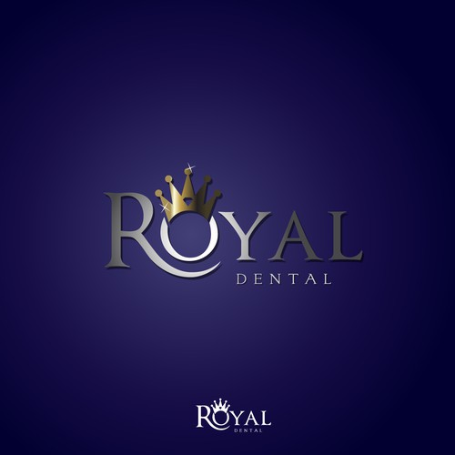 Logo for Royal Dental