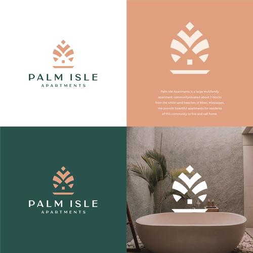 palm + house