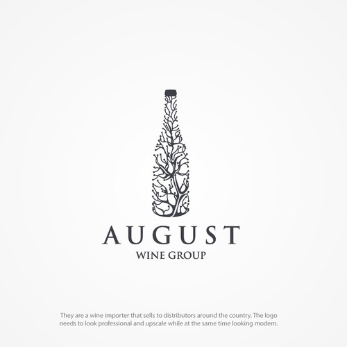 August Wine Group logo
