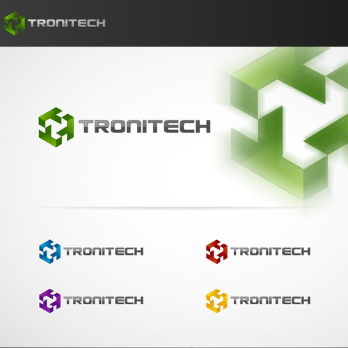 logo for Tronitech