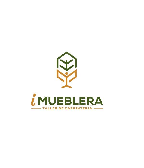 diseña un logo para un negocio de carpinteria