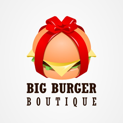 logo for Big Burger Boutique