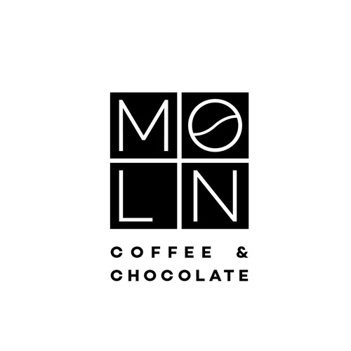 Logo for MOLN Coffee and Chocolate
