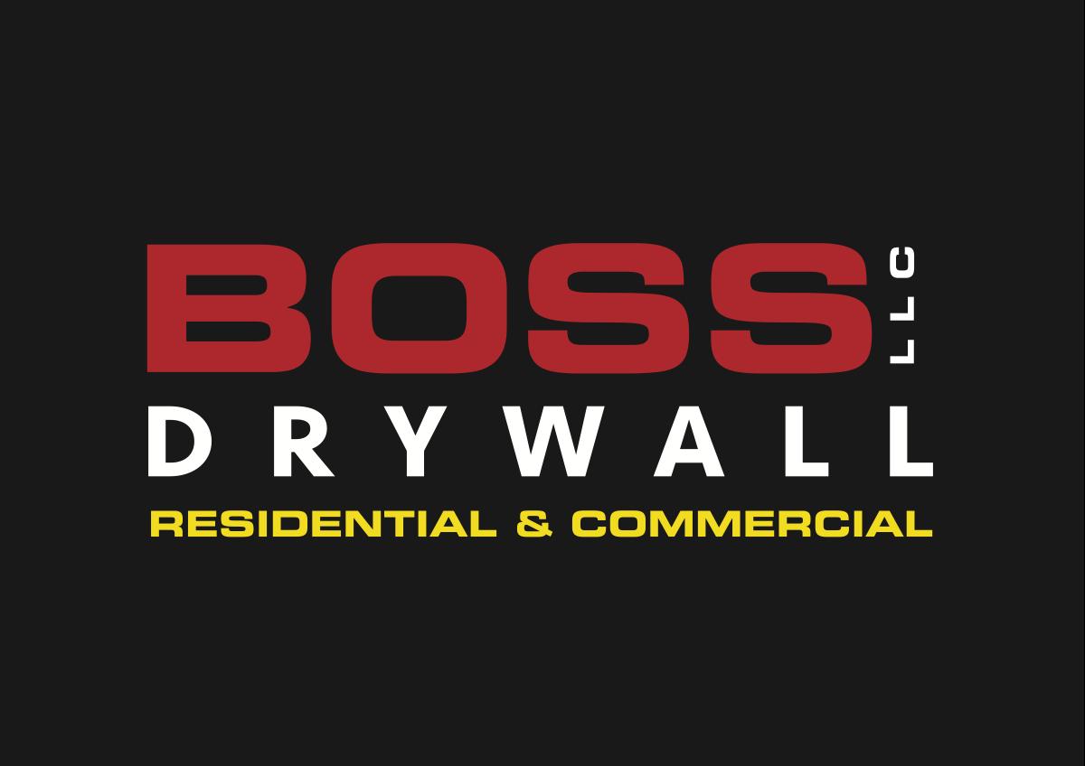 logo for drywall company
