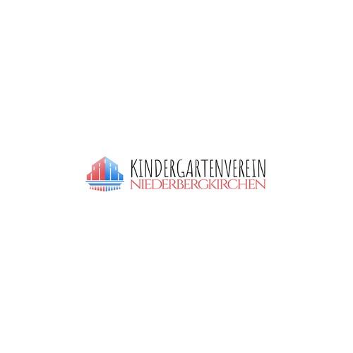 Logo for non-profit kindergarten association