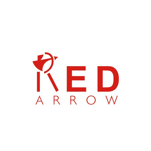 "Logo concept ""Red Arrow"""