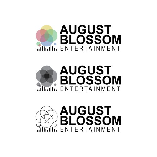 Design for August Blossom Entertainment