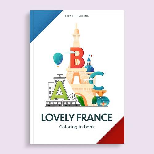 Lovely France Book Cover