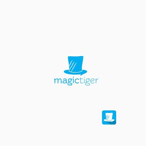 Logo for Magic Tiger