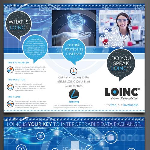 LOINC trifold