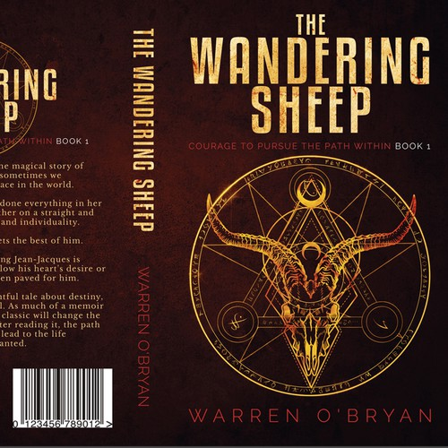 The Wandering Sheep Book Cover