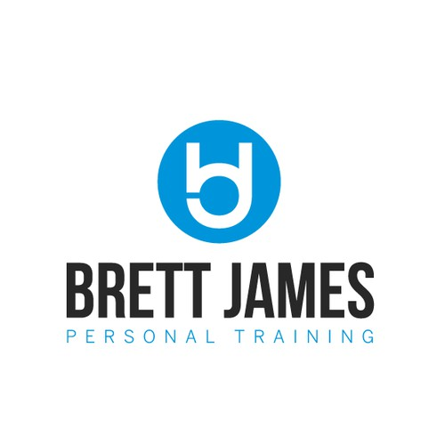 PERSONAL TRAINING STUDIO LOGO