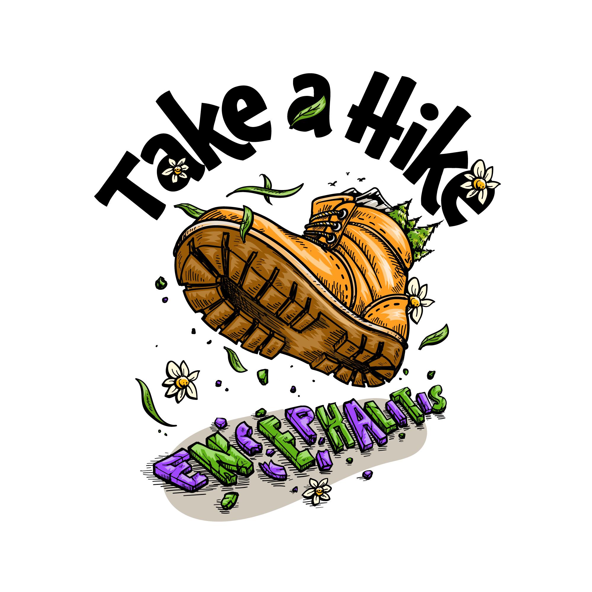 logo for virtual walk event