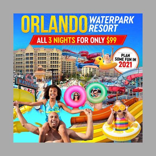 Facebook Banner - Orlando