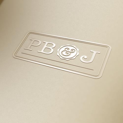 Brand Logo for PB & J.
