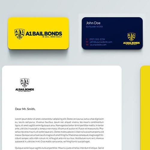 A-1 Bail Bonds needs a new logo